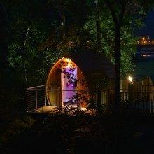 Glencoe Accommodation - RiverBeds Lodges