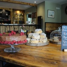 Join us for home baking at the Clubhouse Cafe