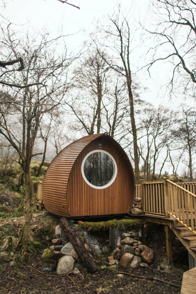 where to stay in glencoe hotels